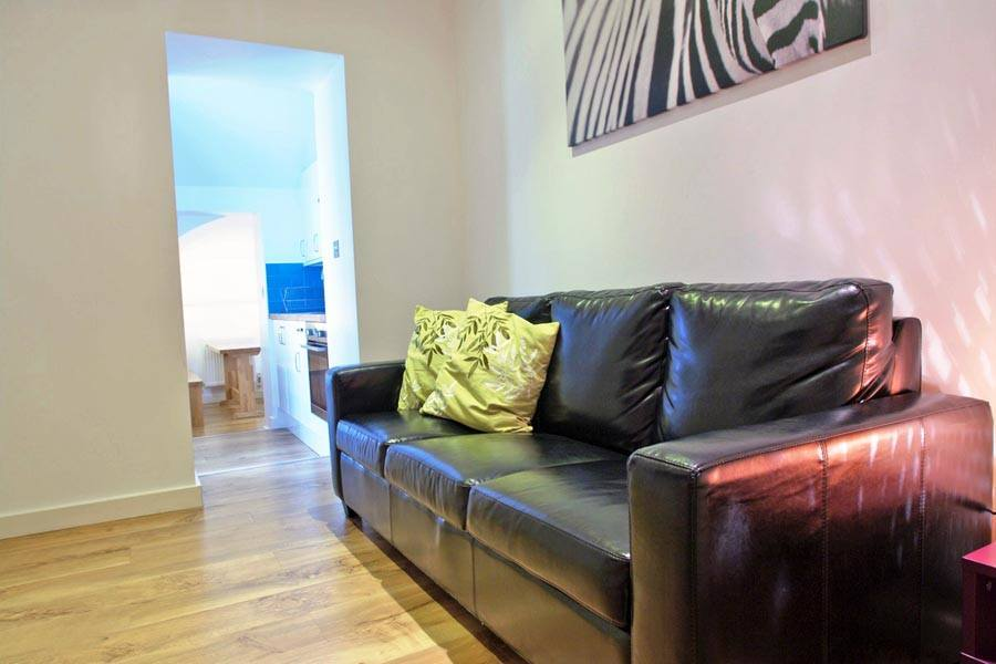 Byng Place Small Two Bedroom Apartment