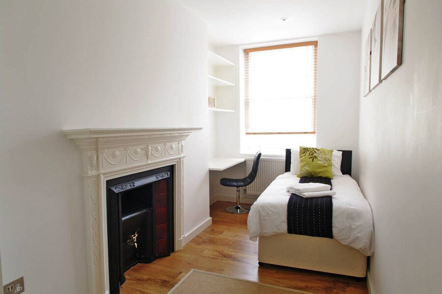 Byng Place Apartments Small Two Bedroom Apartments In London