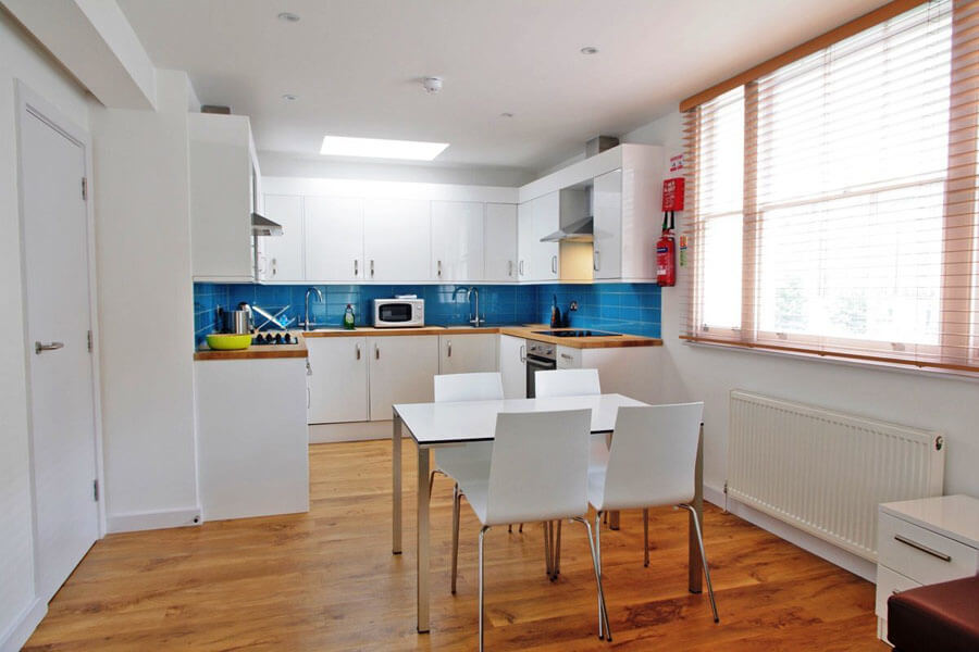 Byng Place Three Bed